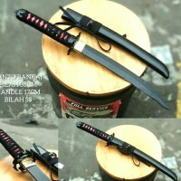 samurai pedang ichigo bankai ultimate black tanto