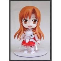 DIY Papercraft Figure Anime Sword Art Online – Chibi Asuna