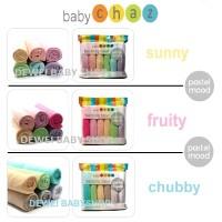Bedong Bayi Selimut Instan Kain Blanket Alas Rainbow Baby Chaz Sprei - Fruity