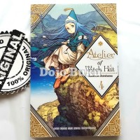 Komik Seri: Atelier of Witch Hat by Kamome Shirahama