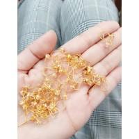 Anting emas desy kode 420 berat 1/2 gram