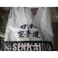 Baju Karate Senkaido Master-Gi - Kata (Anak)