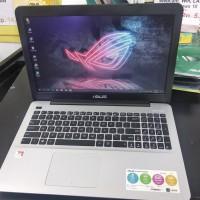 ASUS X555QG AMD A12 9700P RAM8GB HDD1TB VGA Redeon M438-2GB Win10