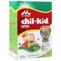 Chil Kid Soya 3 (1-3thn) Vanila 600g