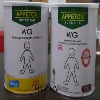 Sedia APPETON APETON WEIGHT GAIN ADULT DEWASA 900GR SUSU PENA