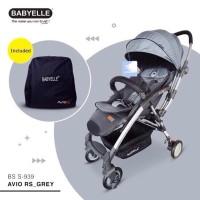 . Stroller kereta dorong bayi babyelle baby elle 939 Avio RS new