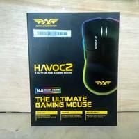 Mouse Armageddon HAVOC2 Gaming RGB