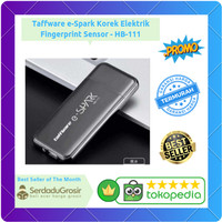 LCFUN Korek Api Elektrik USB Fingerprint Sensor HeatingCoil Bisa Dicas