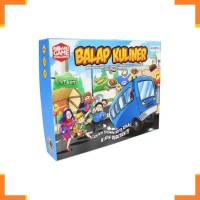 Board Game A486 Balap Kuliner Board Game Harian Kompas Board Game