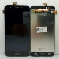 LCD OPPO A57 HITAM