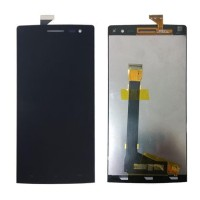 LCD OPPO X9007 X9006 HITAM FIND 7A