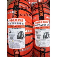 Ban Belakang NMAX 140/70-13 & 120/70-13 Maxxis VICTRA S98 ST Ma-F1st
