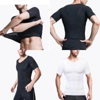 Man Compression Slimming Shirt