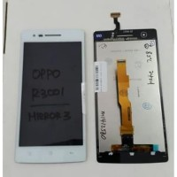LCD OPPO R3001 R3006 R3007 PUTIH MIRROR 3
