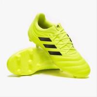 Sepatu Bola Soccer Original Adidas Copa 19.3 FG F35495 Solar Yellow