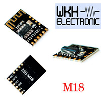 MH MX8 M18 Wireless Bluetooth MP3 Audio Receiver board mp3 decoder kit