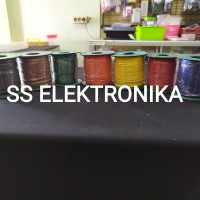 (1 Meter) High Quality 20 AWG/ AWG20 cable (Kabel Tembaga) All Colour