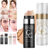 BANZOU Face Natural Lazy Stick CC Cream Moisturizing Anti Air