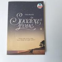 novel spacious love karya citra rizcha