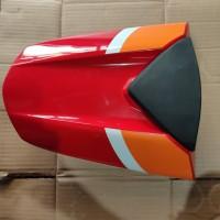 single seater seat cowl cover jok belakang CBR 150 R 150R repsol merah