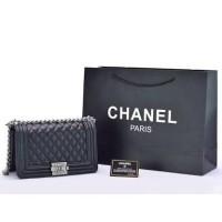 Tas Chanel Boy Classic Impor