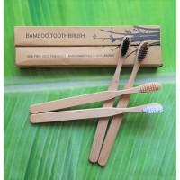 Bamboo Toothbrush (Sikat Gigi Bambu)