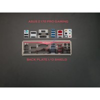 Original IO Shield Back Plate for ASUS Z170 PRO GAMING