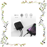 Aukey Quick Charge 3.0 36W Dual Port Charger PA-T13 (Qualcomm) Limite