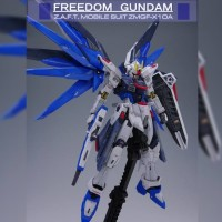 Bandai RG real grade 1/144 freedom gundam