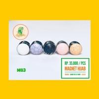 Kedai Jelita - Magnet Jilbab Hijab M83