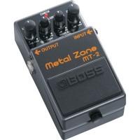 BOSS MT-2 Metal Zone / Efek Gitar / Guitar Effect BOSS