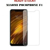 Tempered Glass Xiaomi Pocophone F1 / Anti Gores Kaca