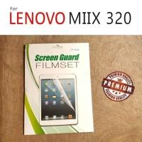 Lenovo Miix 320 Antigores Screenguard Pelindung Layar Anti Gores Film