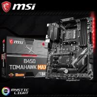 Motherboard / Mainboard AMD MSI B450 TOMAHAWK MAX (AM4,B450,DDR4)