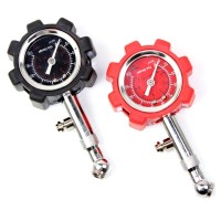 pengukur tekanan ban mobil truk motor akurat analog-dial manometer