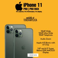 [DUAL SIM] iPhone 11 Pro Max 64GB 64 Space Gray Green Silver Gold