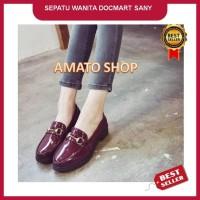 Paling Murah Sepatu Flat Shoes Wanita Docmart Sany