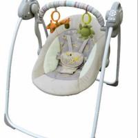 Sedia Baby elle swing elektrik bouncer kursi goyang otomatis