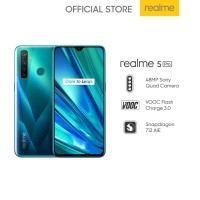 realme 5 Pro 4/128GB [Prosesor Qualcomm Snapdragon 712, 48MP AI Quad