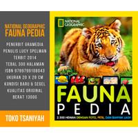 Buku Anak National Geographic Fauna Pedia Buku Ensiklopedia Hewan