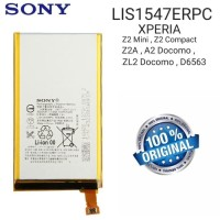 Baterai Battery Original SONY XPERIA Z2 Compact ZL2 Docomo LIS1547ERPC