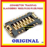 CONNECTOR KONEKTOR SOCKET TRACKPAD BLACKBERRY BB 9800 TORCH 1 700944