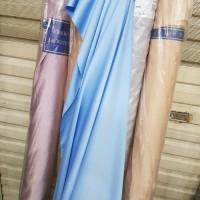 maxmara, satin silk, bahan halus_ rose