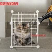 Multica Meniup Kering Mandi Kucing Kelinci Anjing Kandang Besi