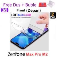 Antigores MAXFEEL Hydrogel Premium Front Depan Asus Zenfone Max Pro M2