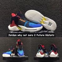 sepatu basket nike air jordan why not zero 2 future grade original