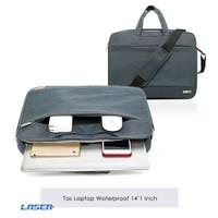 Tas Laptop Waterproof Macbook Tablet 14'1 Inch Kerja Meeting ANKI Bag