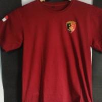 Kaos Baju Bareskrim Merah Marun - MUTIARA COSTUM