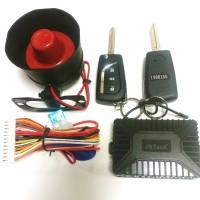 alarm mobil model remote kunci lipat toyota all new Innova reborn