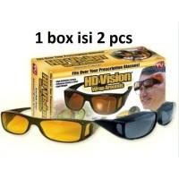 Kacamata HD Vision UV Berkendara Mobil Motor Siang Malam Anti Silau